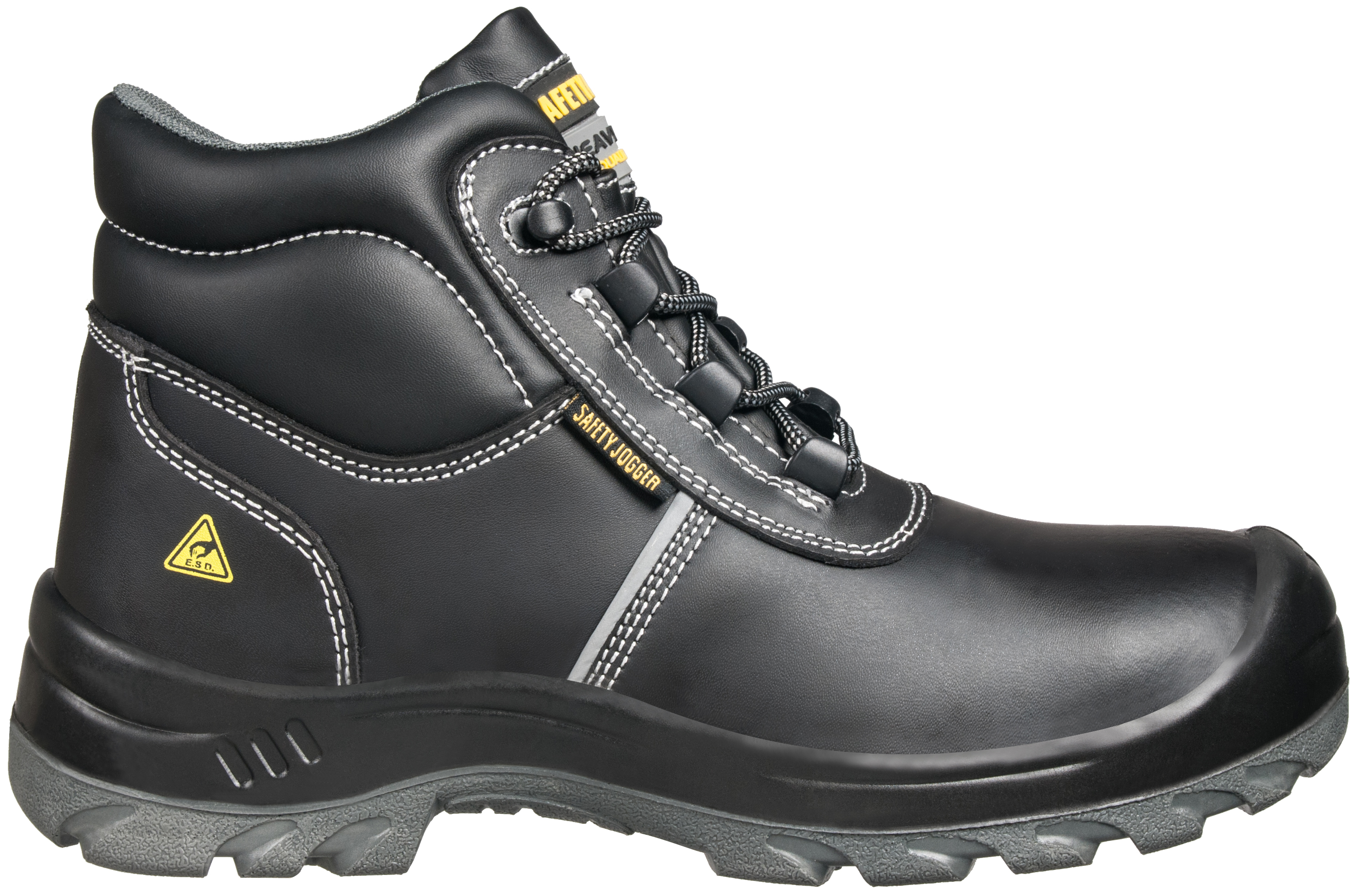 Safety Jogger EOS S3 SRC ESD Metal Free Safety Boot