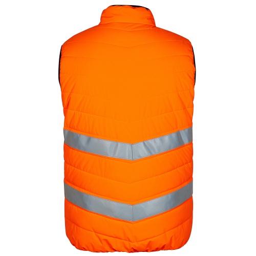 Safety Tepitud Vest - Oranž