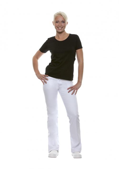 Naiste Püksid Tina - Valge