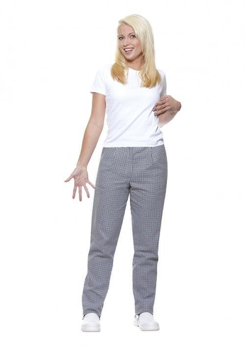 Naiste Püksid Annemarie - Must