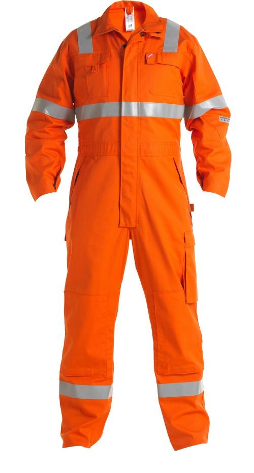 Safety+ Tööülikond - Oranž